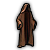 Jedi Robes (Body) - Swiggity swag. Wearing it with the hood up gives you +5 mysteriousness.