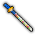 Candy Sword (Weapon) - Slay your enemies with the awesome, delicious power of sugar. May cause sugar highs.